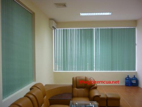 Rèm dọc văn phòng – 120X