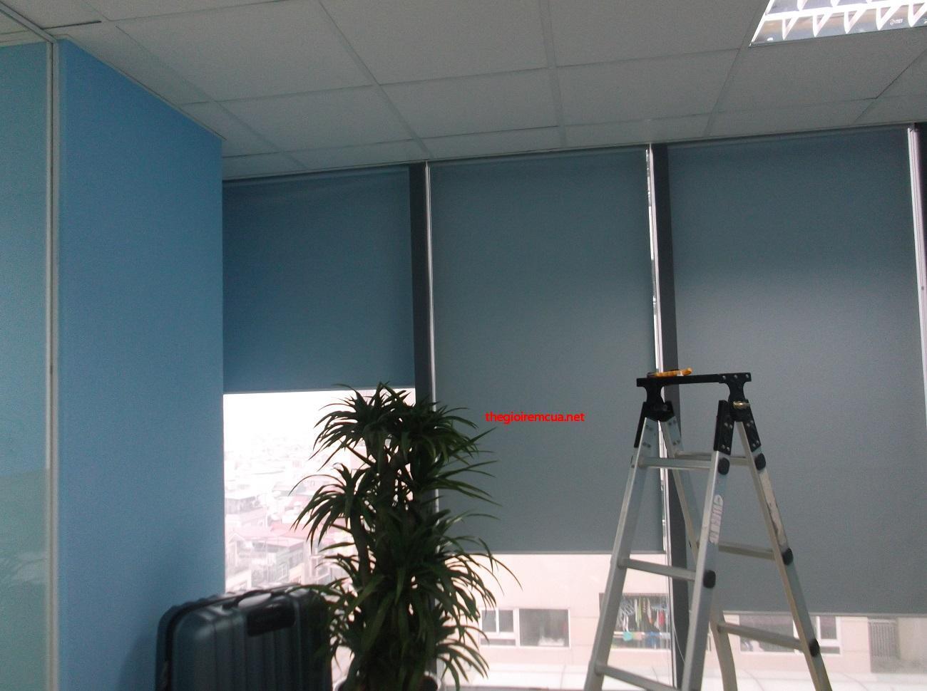Rèm cuốn văn phòng chống nắng – NP.1003