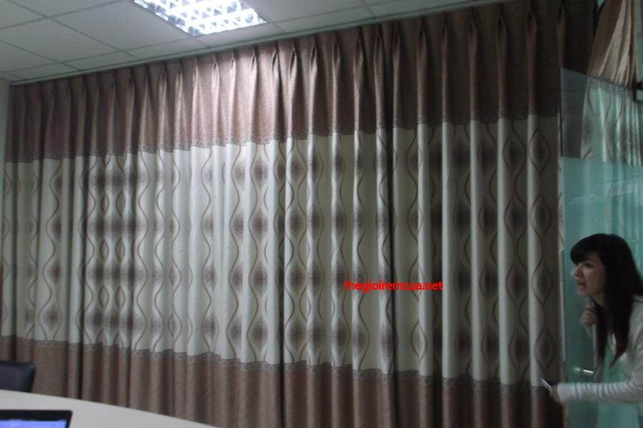Rèm vải chống nắng cản sáng HA298