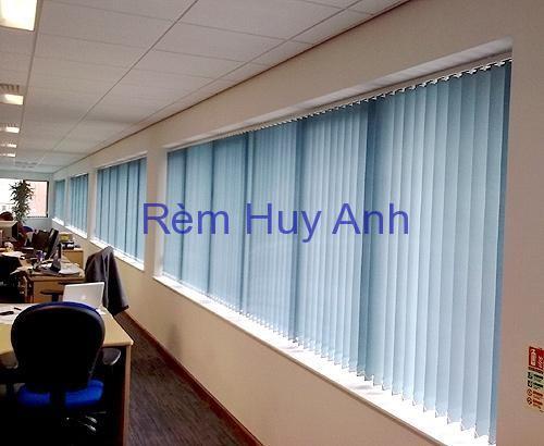 Rèm nhựa văn phòng chống nắng 919ĐXP