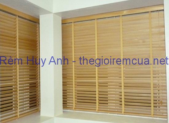 Rèm gỗ sồi nga PILANO B003