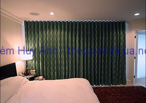 Rèm vải gấm chống nắng MT3