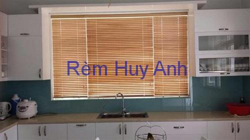 Mành sáo gỗ cửa sổ cản sáng chống nắng 006JMS