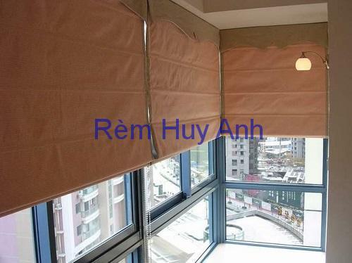 Rèm cửa sổ Roman cách nhiệt RM14-04TM