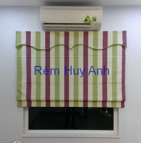 Rèm roman cửa sổ cao cấp Fabric AT-22