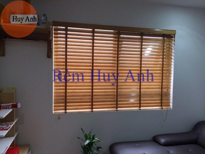 Rèm gỗ cửa sổ đẹp Gracer Home MSJ006