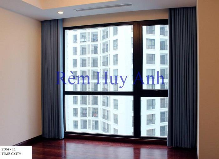 Rèm Phòng khách đẹp, Rèm vải một màu TM22