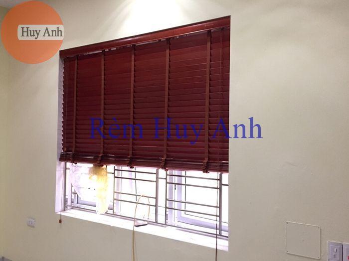 Rèm gỗ cửa sổ cao cấp nhập khẩu MSJ-008