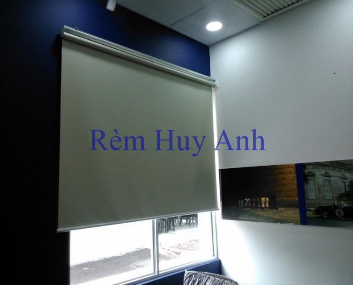 Mẫu rèm cuốn cửa sổ chống sáng văn phòng NP1005