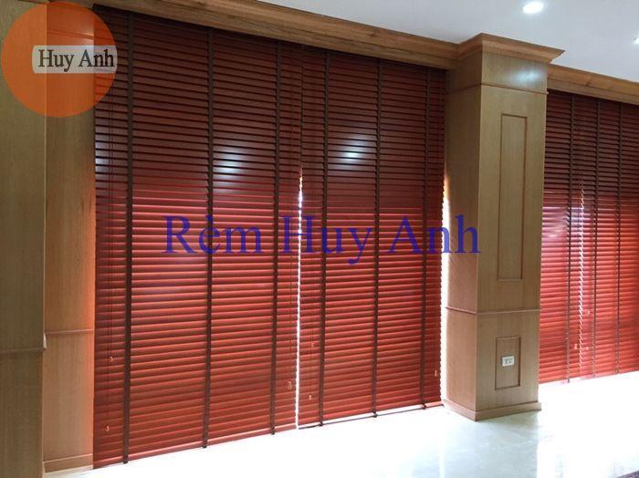 Rèm gỗ sồi nga cao cấp Gracer Home MSJ014