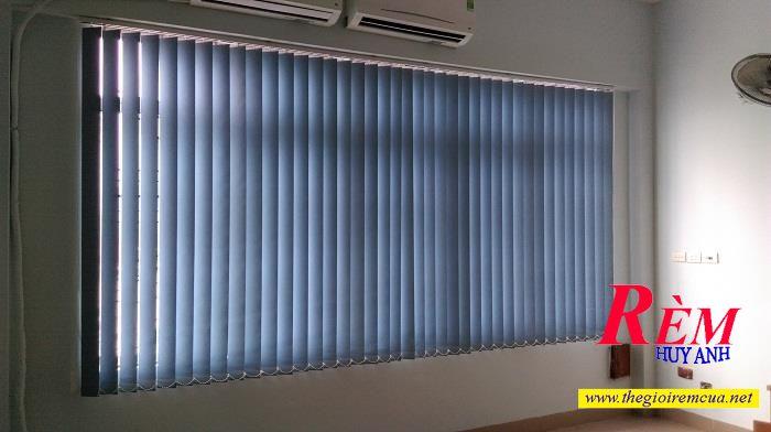 Rèm lá cửa sổ, Rèm lá dọc văn phòng 919X