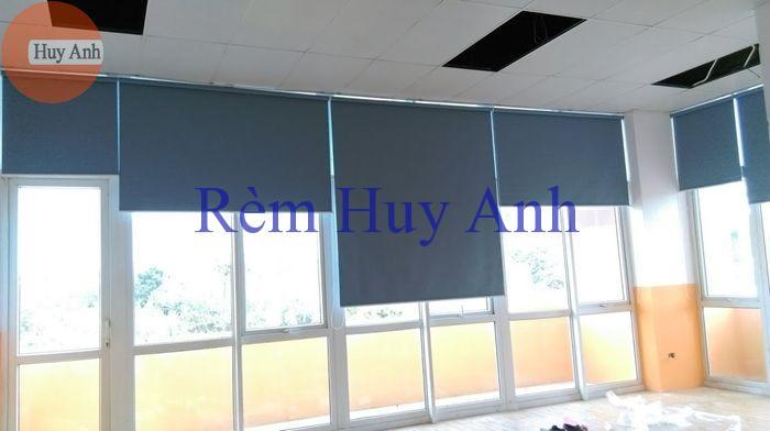 Rèm cuốn cửa sổ, Chống nắng 100% một màu NP1004