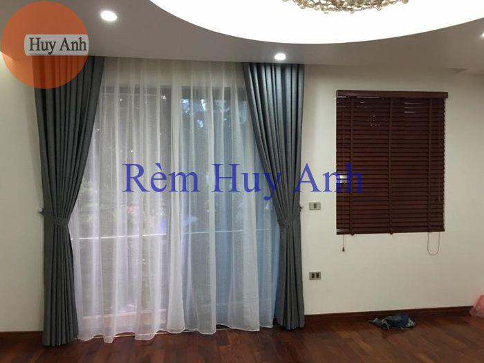 Rèm vải cách nhiệt chống nắng TM886