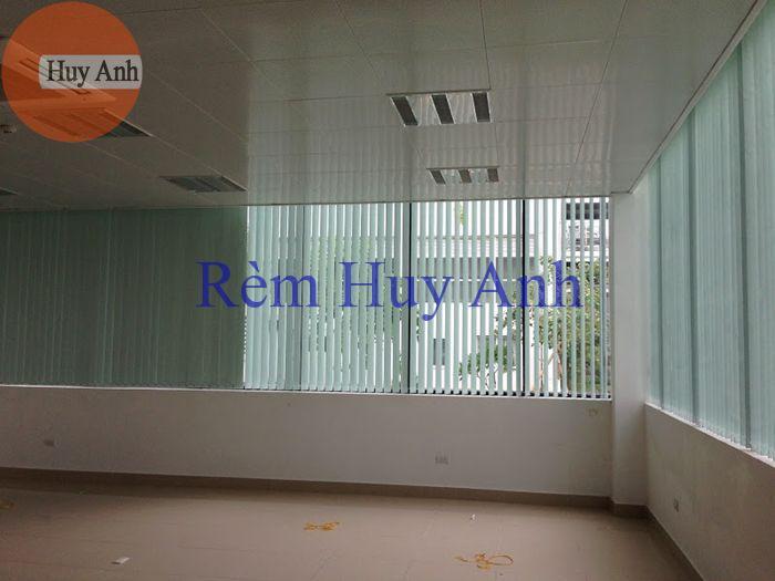 Rèm cửa văn phòng ở Nguyễn Hoàng – Cạnh bến xe Mỹ Đình