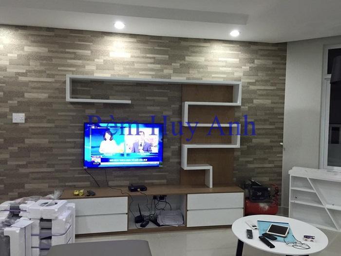 Giấy dán tường đức cao cấp nhà Chú Long – 213 Nguyễn trãi Thanh xuân