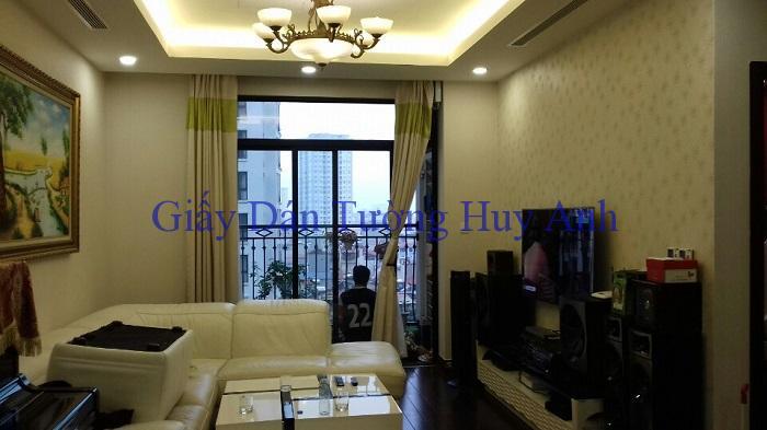 Giấy dán tường ở R3A Royal City, 72 Nguyễn trãi Thanh xuân