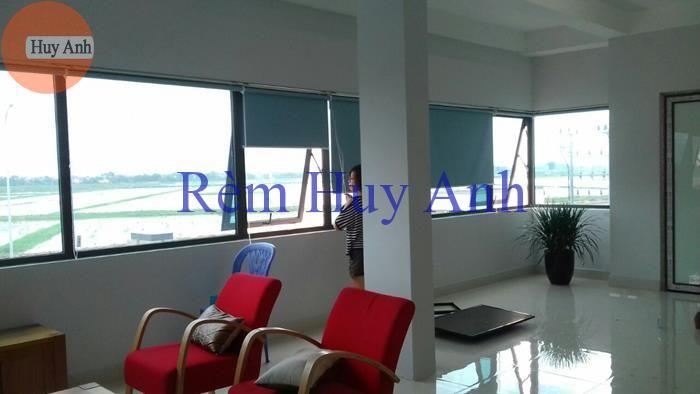 Rèm cuốn văn phòng Cty Nhôm Bình Nam – CN13.2 khu công nghiệp Thuận Thành II – Bắc Ninh