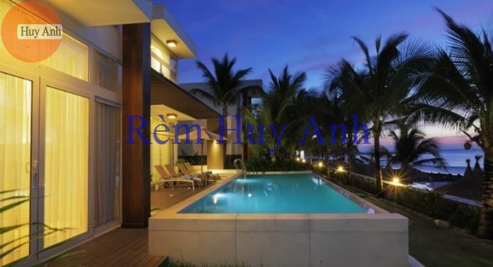 Màn cửa resort Mũi Né – Phan Thiết