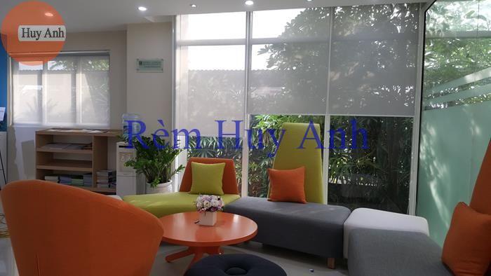 Rèm cuốn lưới văn phòng ở Phổ Yên Thái Nguyên (Cty An Thắng)