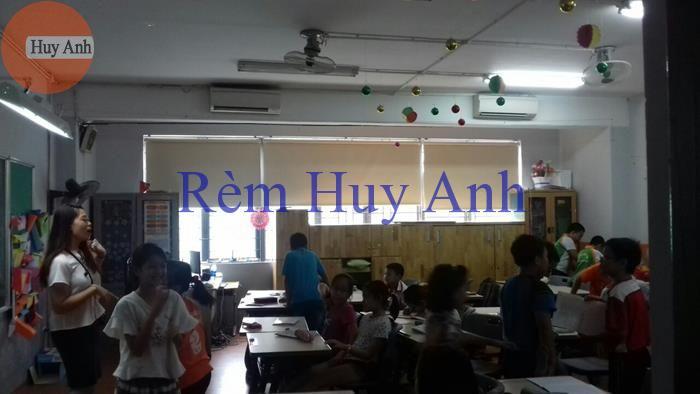 Rèm cuốn lớp học Ruby 1 Goldmark City, KĐT 136 Hồ Tùng Mậu Mai dịch