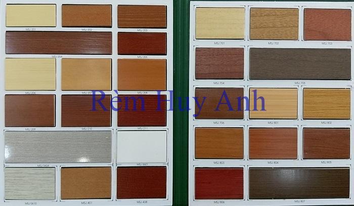 Rèm gỗ tự nhiên Gracehome (Báo giá rèm gỗ)